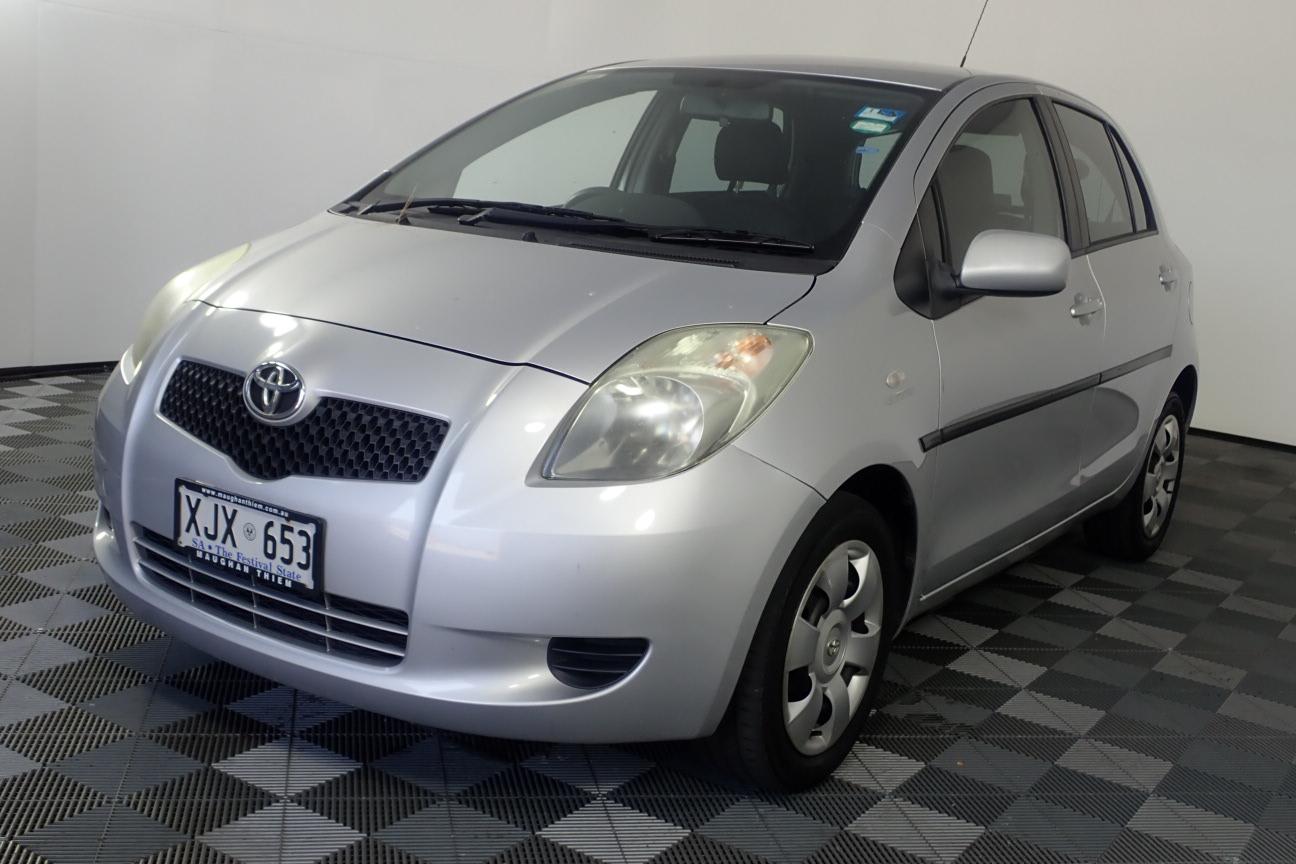 2006 Toyota Yaris YR Automatic Hatchback