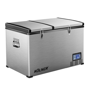 Kolner 125L Portable Fridge Freezer Cool