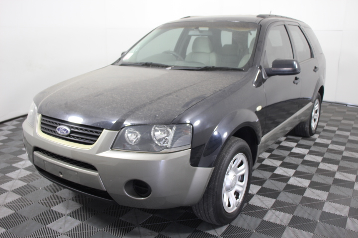 2006 Ford Territory TX Automatic Wagon