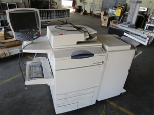 Fuji Xerox Colour Printer with Coalator