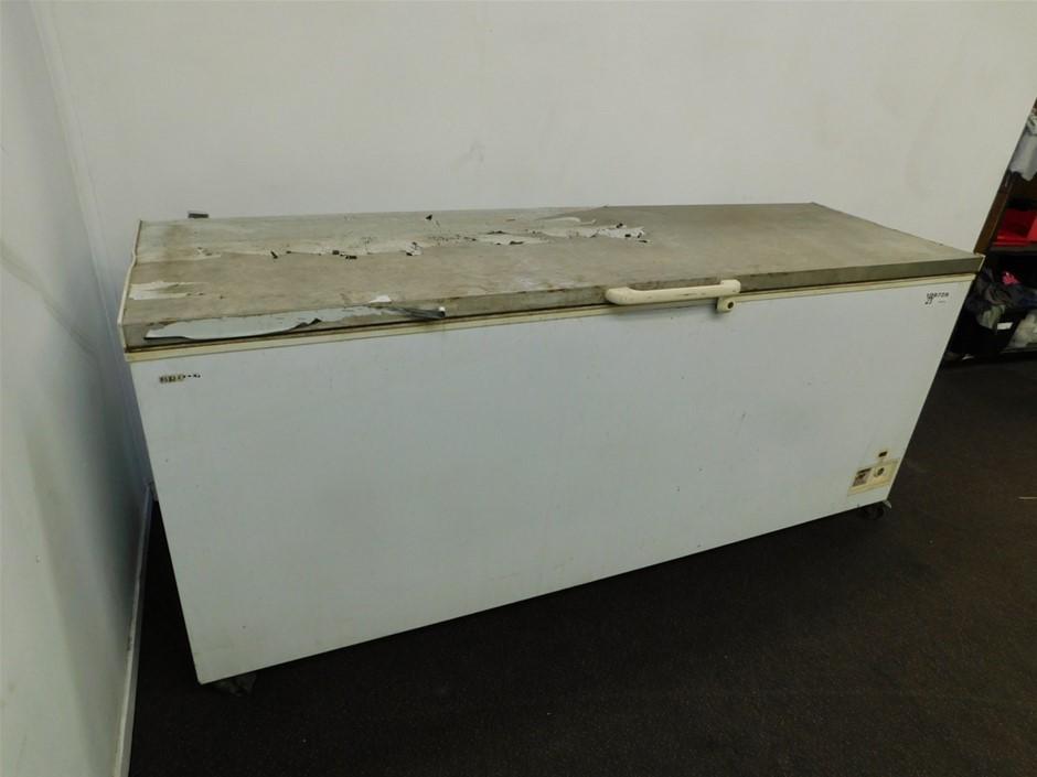 Bromic CF0700FTSS Chest Freezer