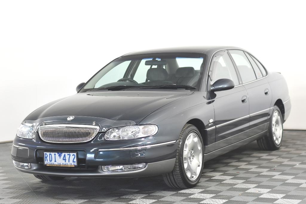 2001 Holden Statesman International 5.7L V8 WH Automatic Sedan