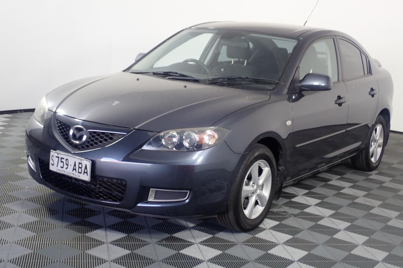 2008 Mazda 3 Neo Sport BK Manual Sedan