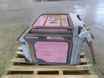 Honda EU65 iS 5.5KVP Generator