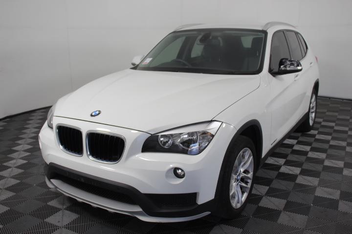 2015 BMW X1 Turbo Diesel Auto - 8 Speed 48,669 km's (Service History)