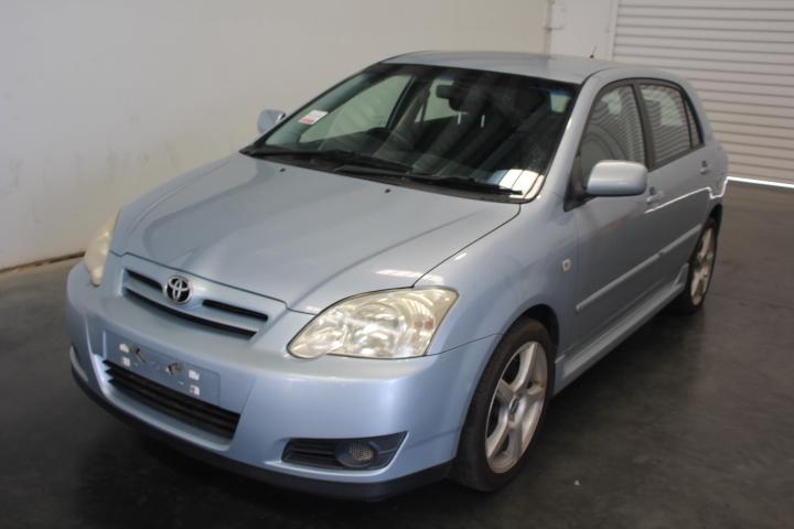 2007 Toyota Corolla Auto 95,767 km's (Service History)