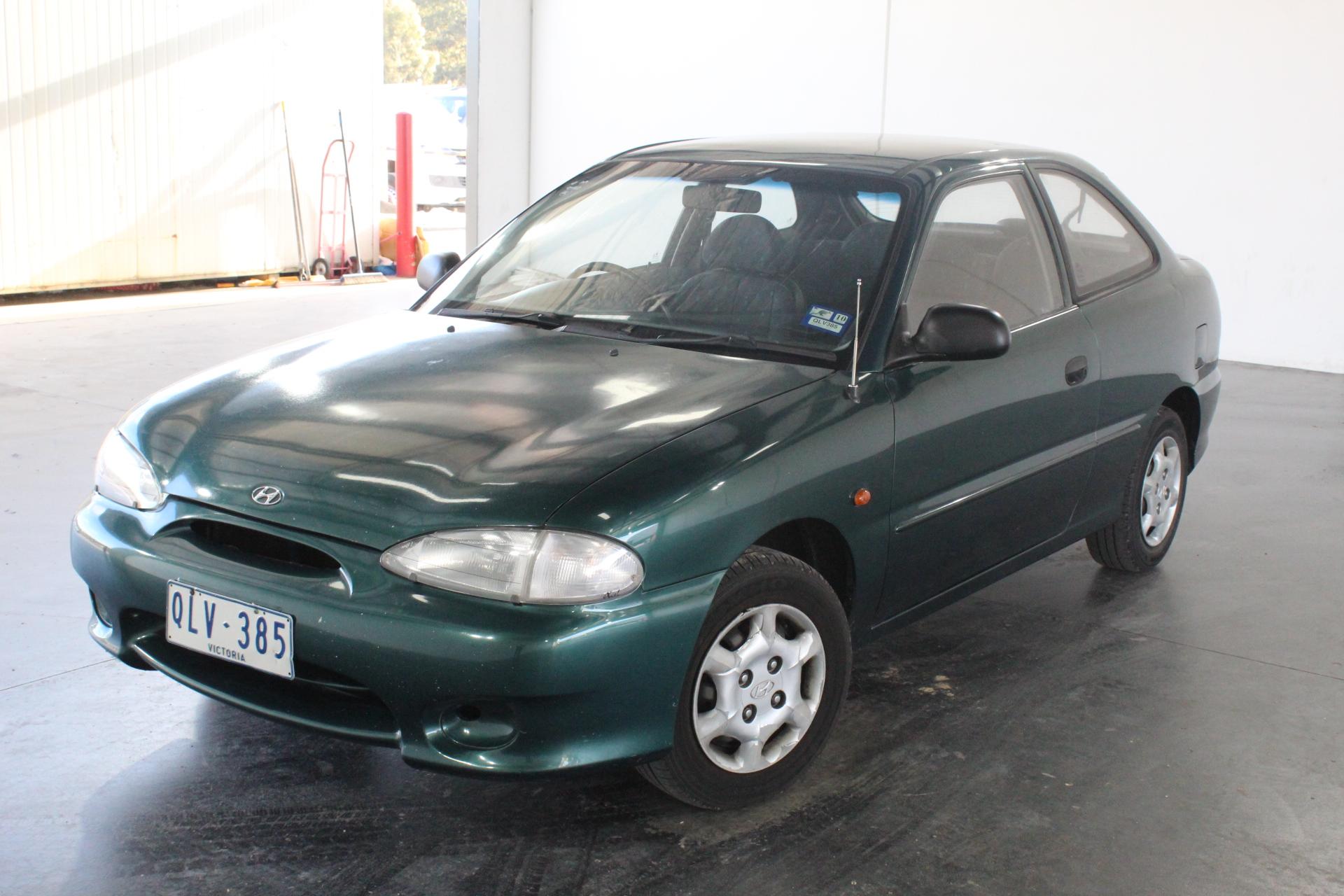 1998 Hyundai Excel Sprint X3 Automatic Hatchback
