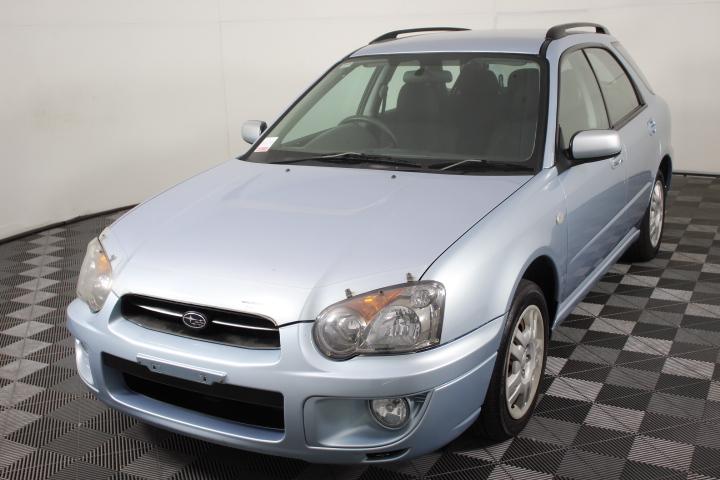 2005 Subaru Impreza GX (AWD) Automatic Hatchback