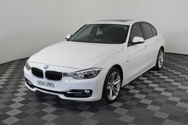 2012 BMW 3 Series 328i F30 Automatic - 8 Speed Sedan