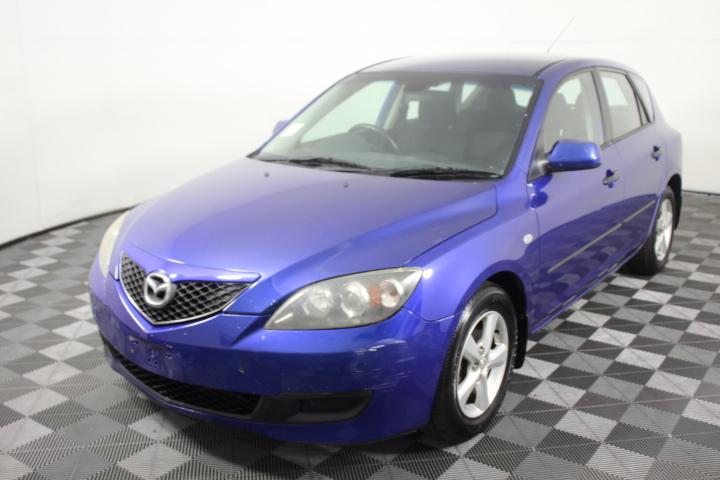 2008 Mazda 3 Neo Sport BK Hatchback