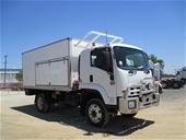 BUY NOW - 2013 Isuzu FSS 4 x 4 Service Truck