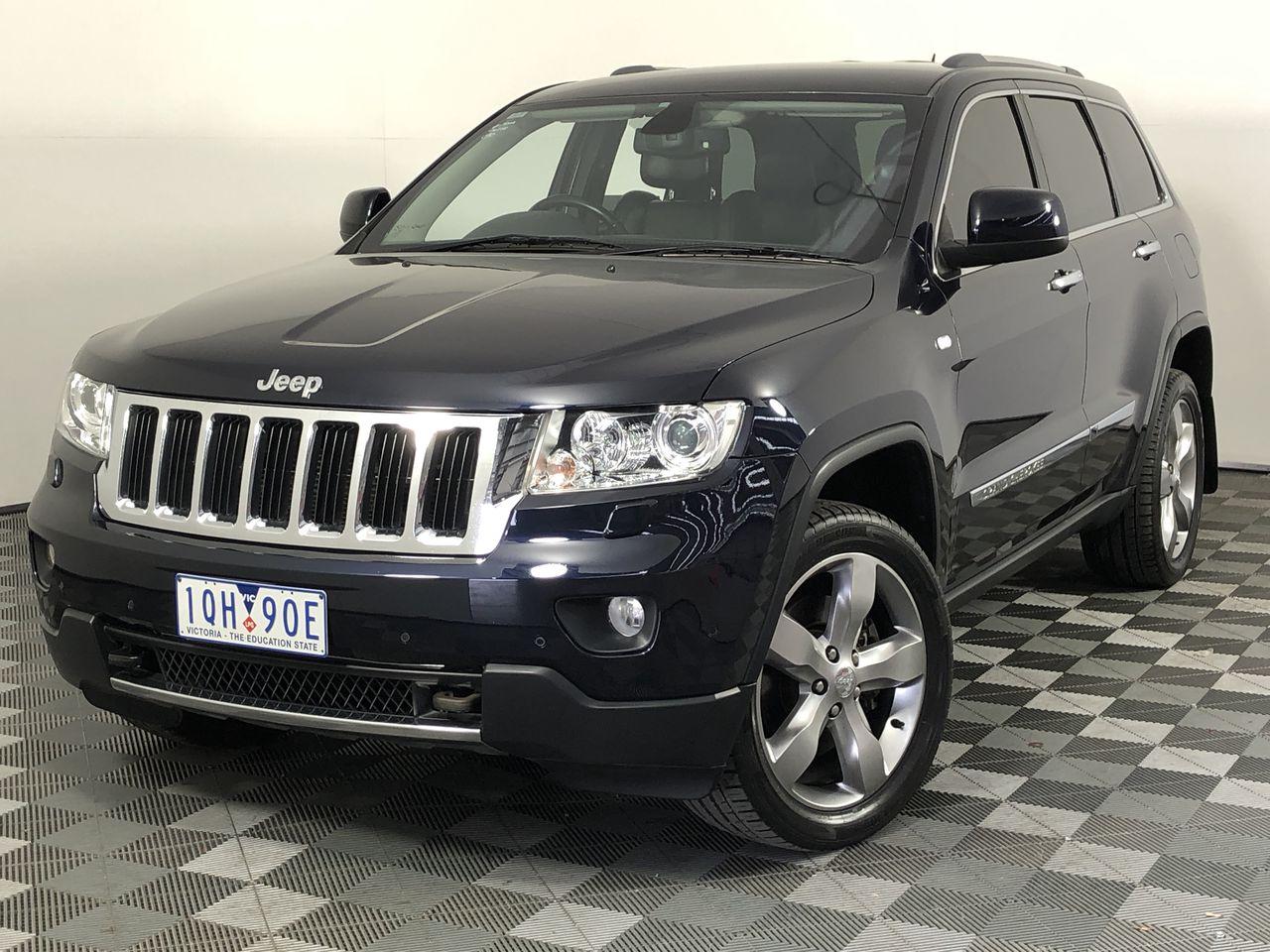 2011 Jeep Grand Cherokee Limited (4x4) WK Automatic Wagon