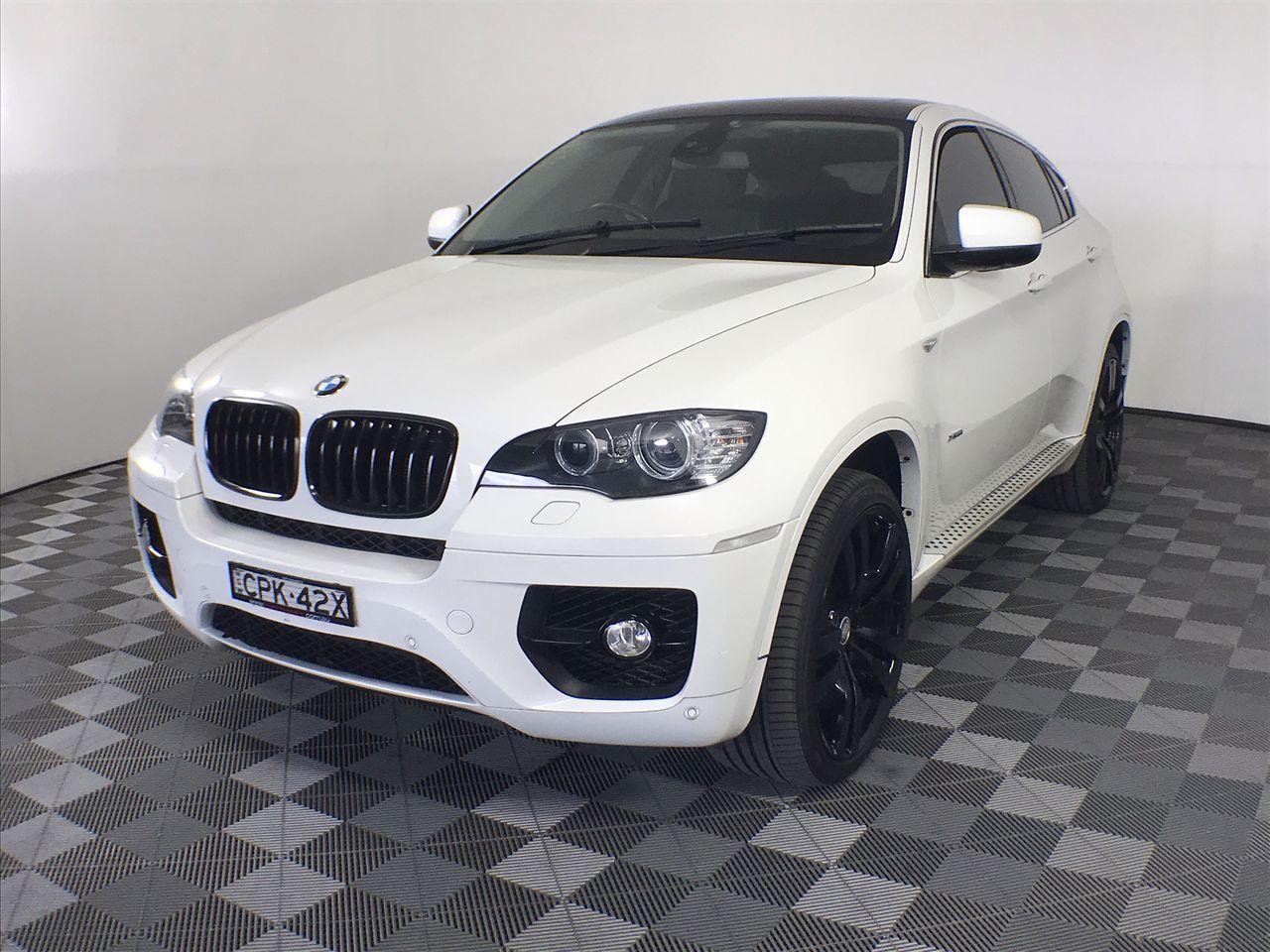 2011 BMW X6 xDrive 50i E71 LCI Automatic - 8 Speed Coupe