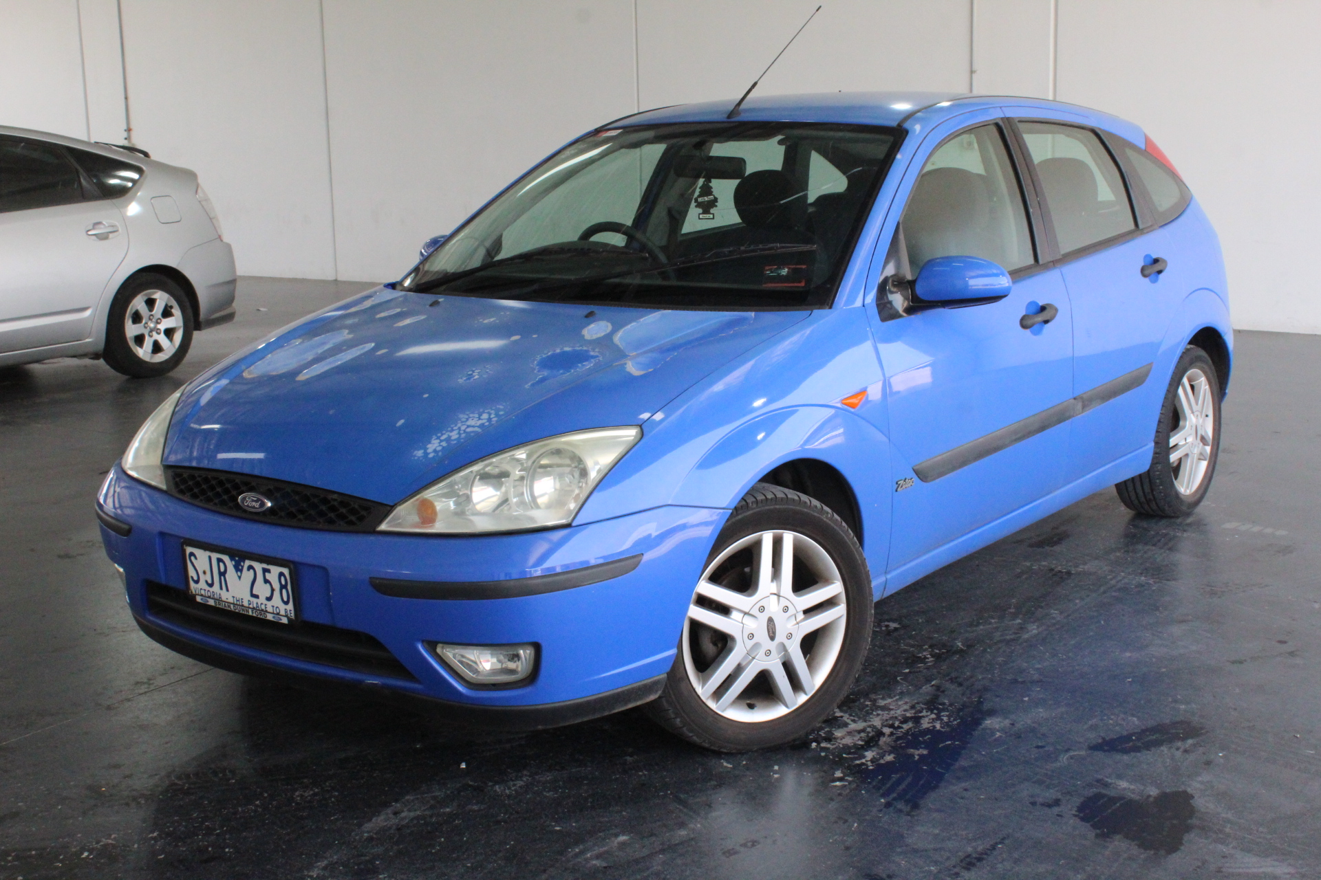 2003 Ford Focus Zetec LR Automatic Hatchback