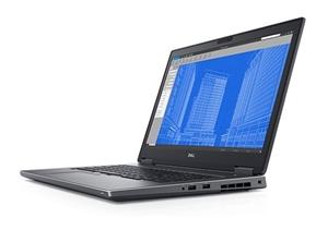 Dell Precision 7730 17-inch Notebook, Bl