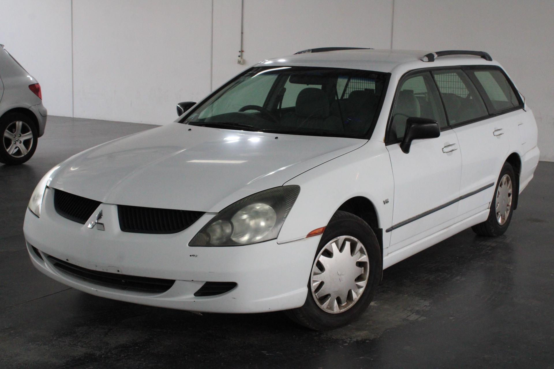 2004 Mitsubishi Magna ES TL Automatic Wagon