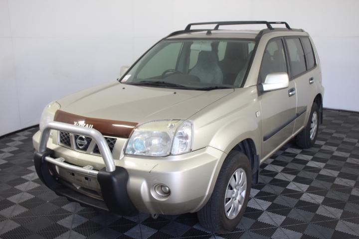 2004 Nissan X-Trail ST (4x4) T30 Automatic Wagon