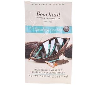 2kg x BOUCHARD Belgian Chocolate Pieces,