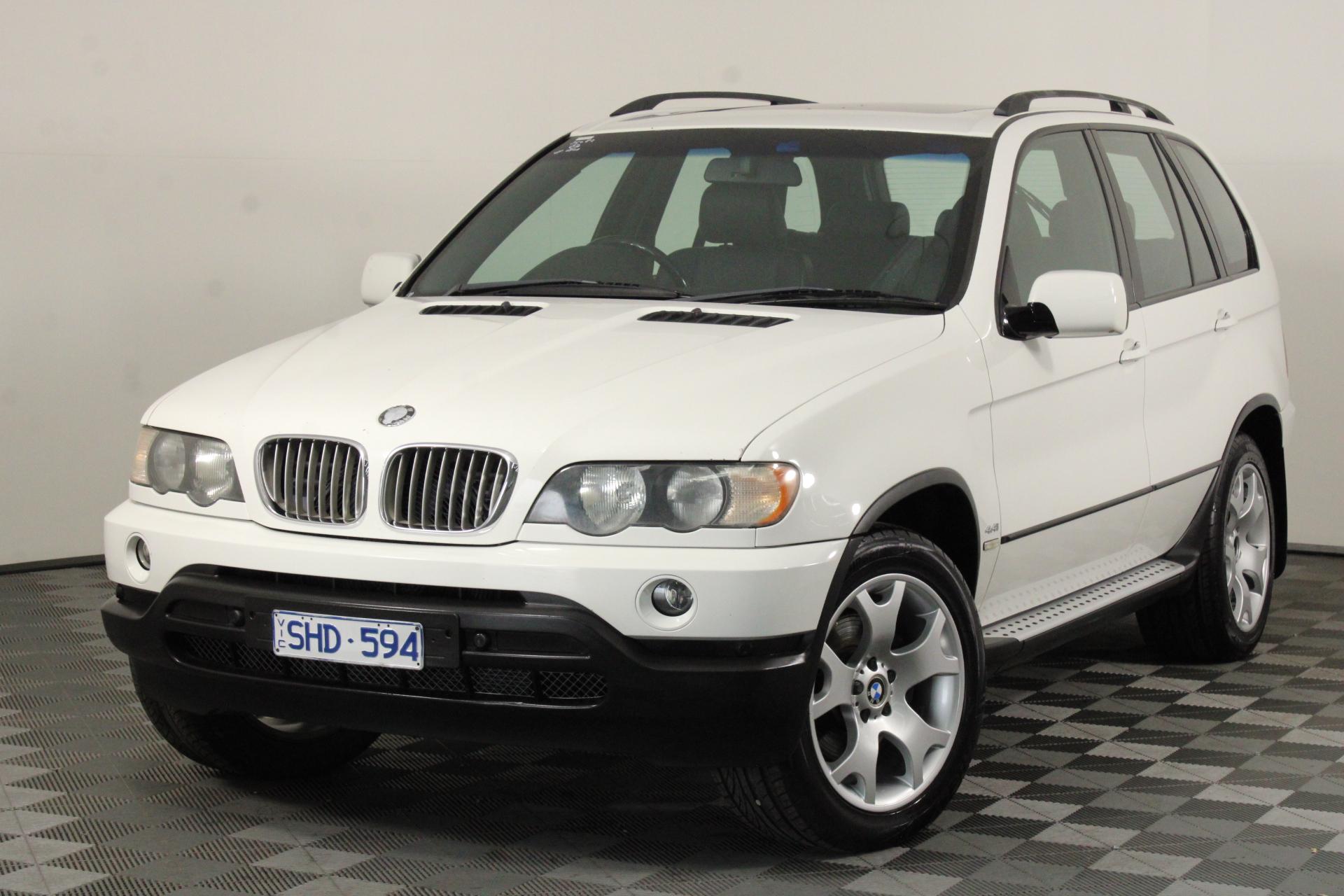2003 BMW X5 Sport 4.4i E53 Automatic Wagon