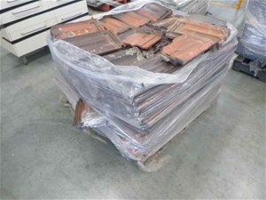 1 x Pallet of Roof Tiles