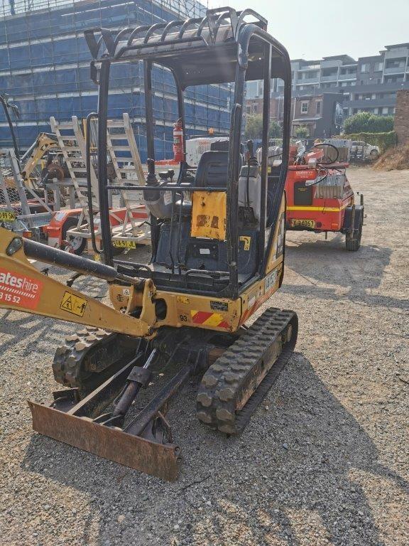 Mini Excavator 1.4t - 2012 CATERPILLAR 301.4