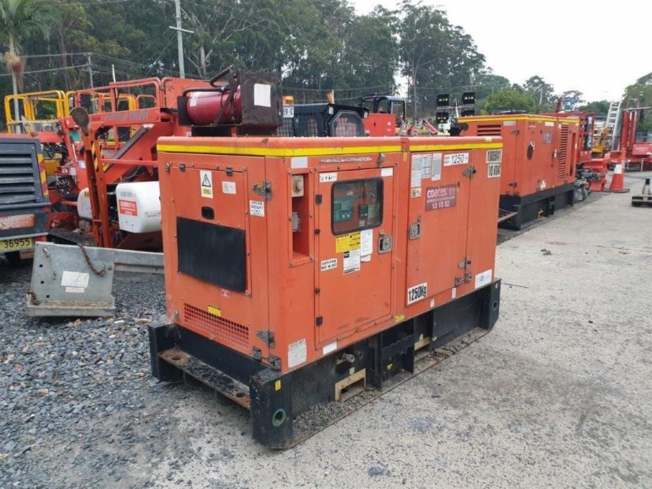 Generator - 10kVA (Diesel) - 2011 PROMAC S10KS
