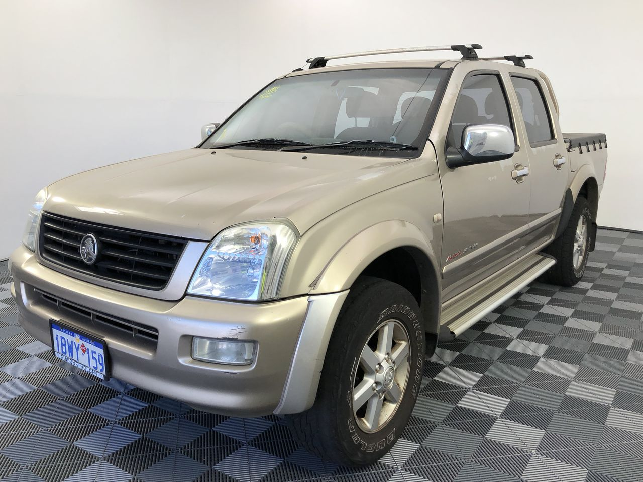 2005 Holden Rodeo LT (4x4) RA Automatic Dual Cab