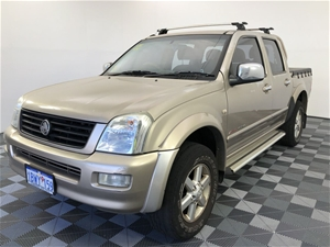 2005 Holden Rodeo LT (4x4) RA Automatic