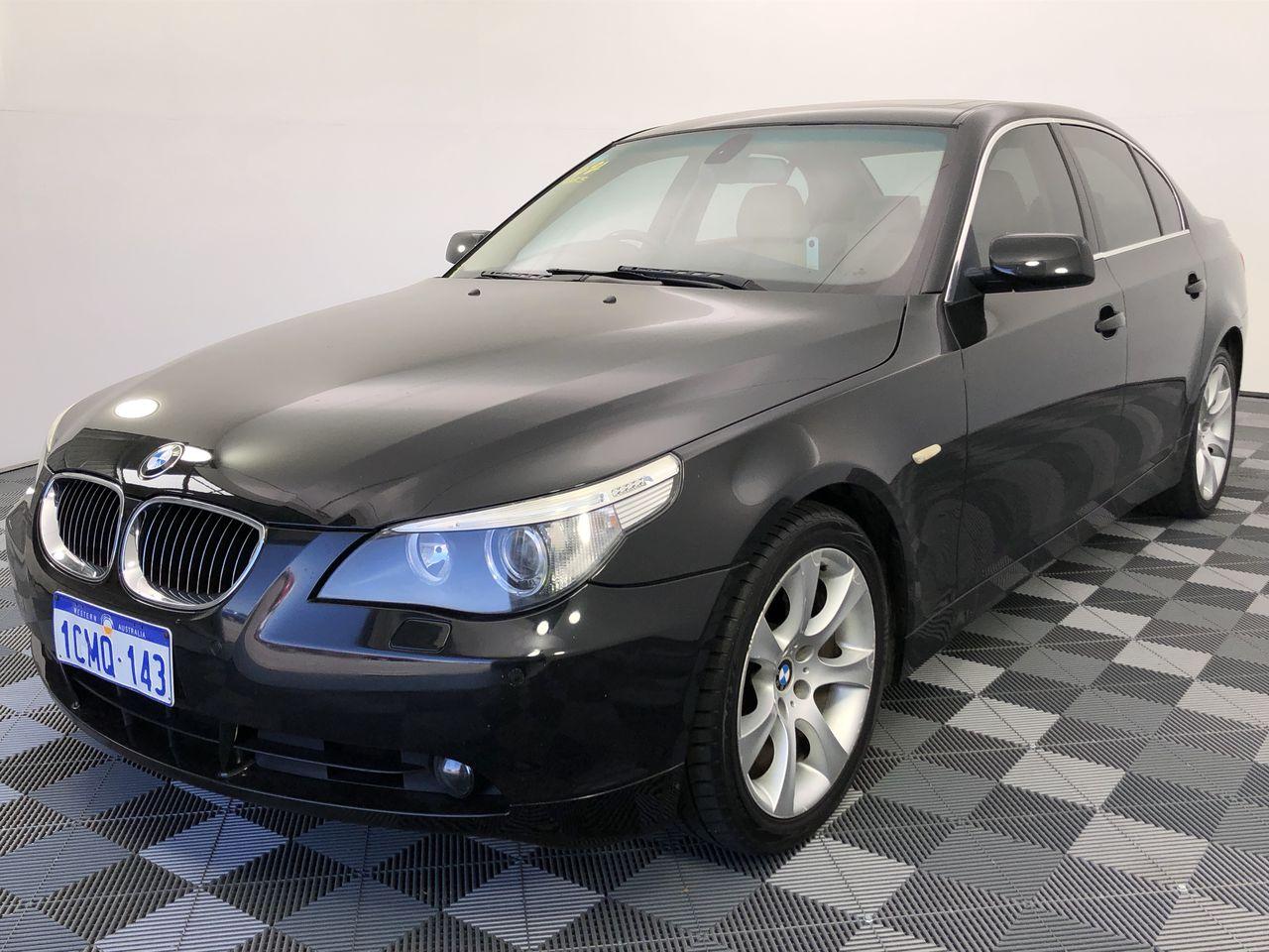 2006 BMW 5 30i E60 Automatic Sedan