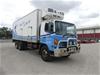 <strong>2008 Hino FLIJ Series II 6 x 2 Refrigerated Body Truck</strong> <u
