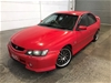 2003 Holden Commodore SS Y Series Manual Sedan