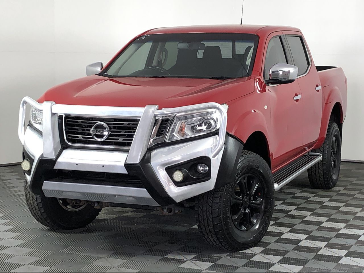 2016 Nissan Navara 4X4 ST NP300 Turbo Diesel Automatic Dual Cab