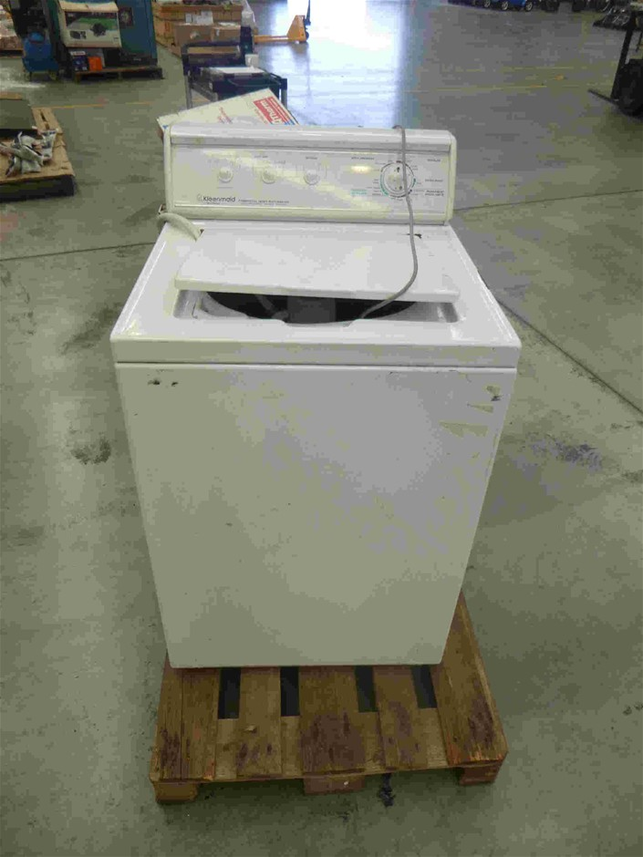 Kleenmaid Commercial Heavy Duty Washer