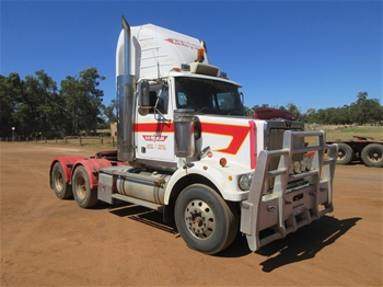 2007 Western Star 4800FX 6 x 4 Prime Mover