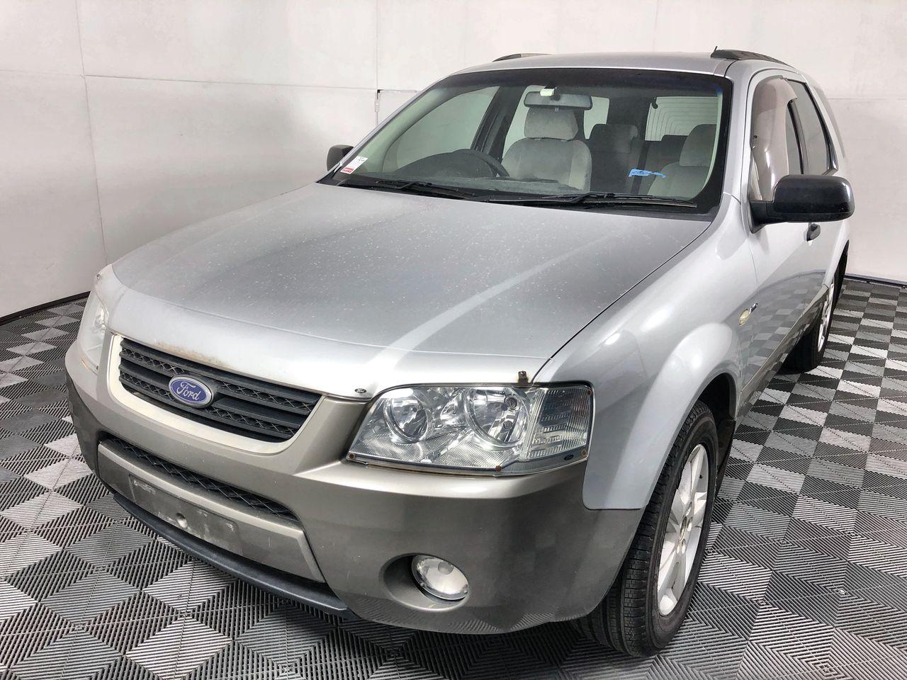 2005 Ford Territory TX (4x4) SX Automatic Wagon
