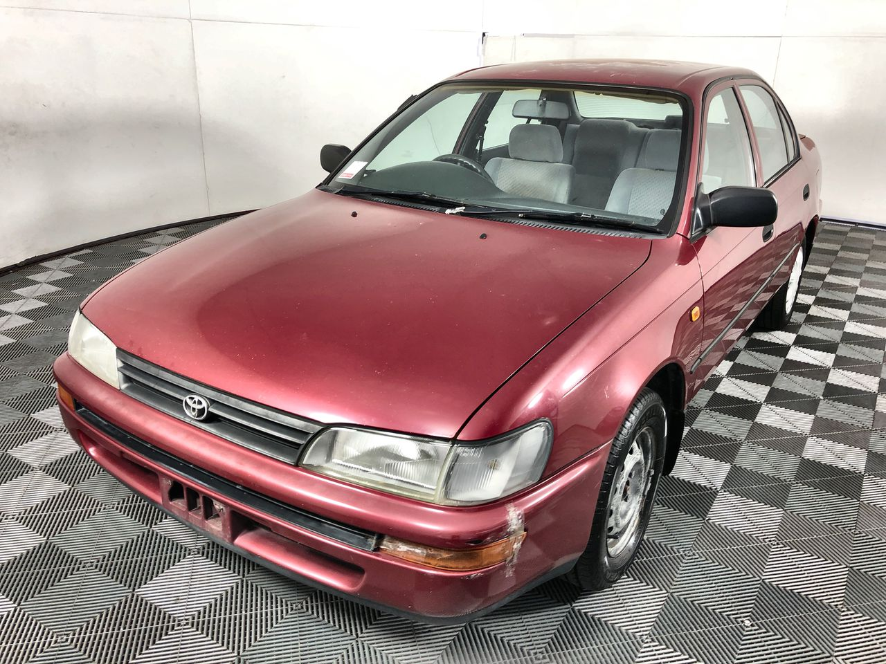 1995 Toyota Corolla CSi AE101 Manual Sedan