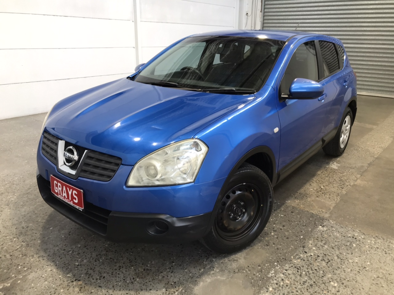Nissan Dualis ST (4x4) J10 Manual Wagon