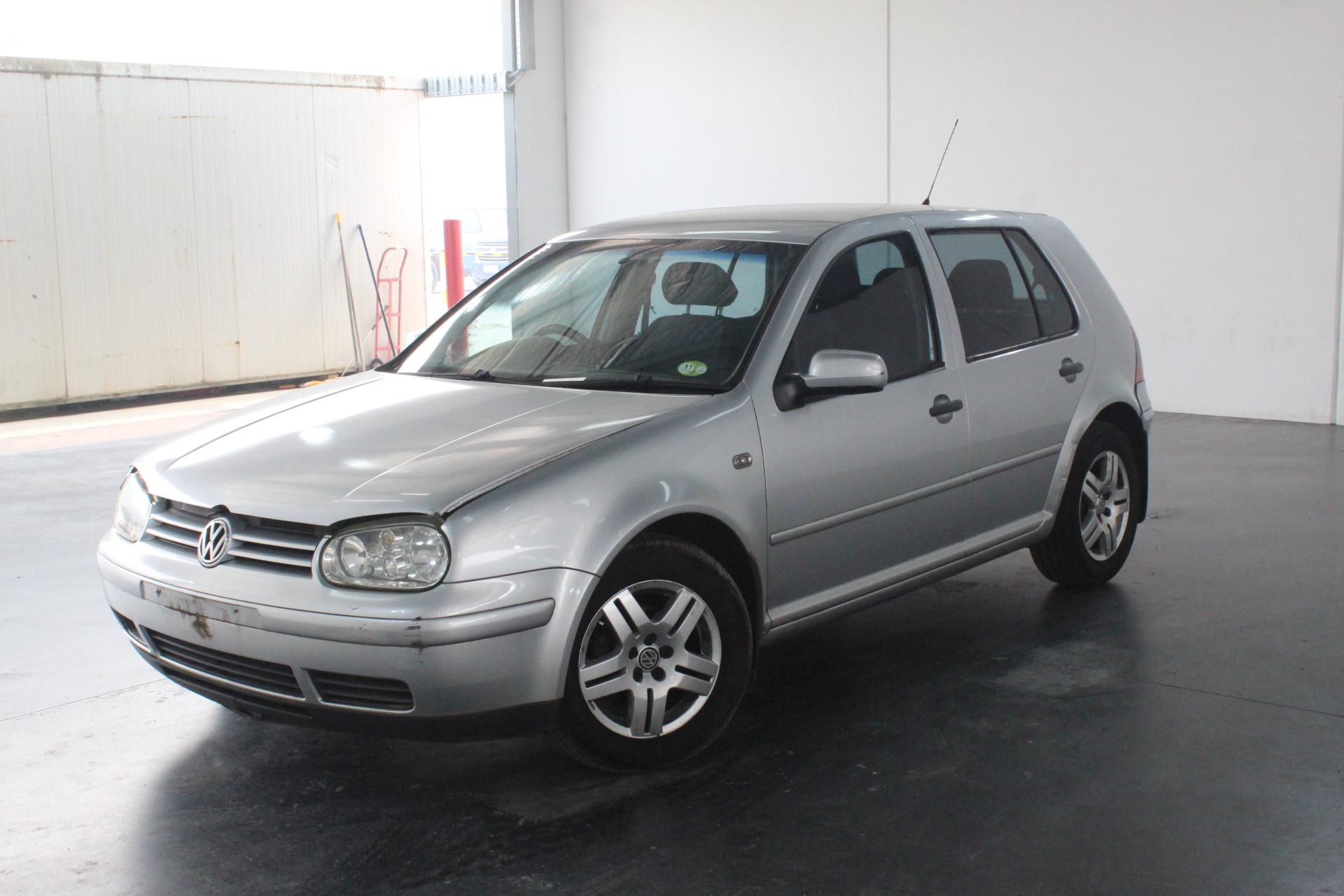 2003 Volkswagen Golf 1.6 Generation A4 Manual Hatchback