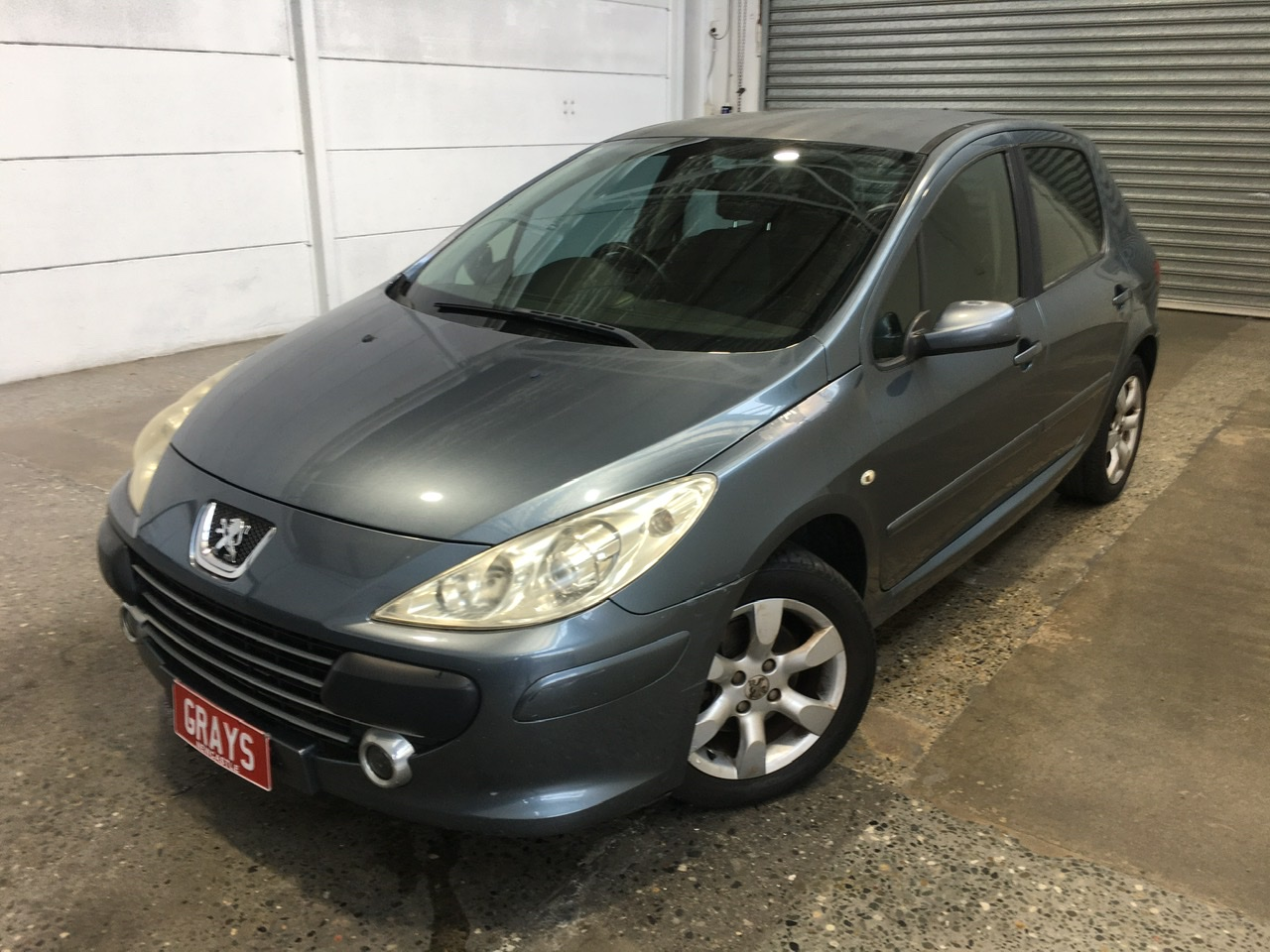 Peugeot 307 XS HDI 1.6 Turbo Diesel Manual Hatchback