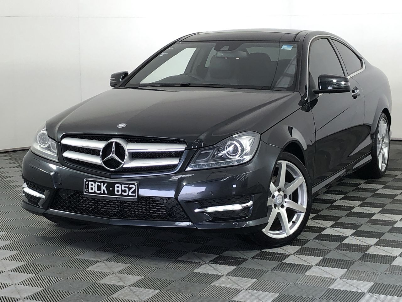 2015 Mercedes Benz C250 BE C204 Automatic Coupe