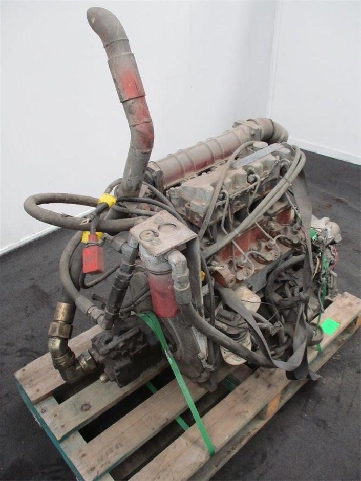 Hydraulic Pump & Motor