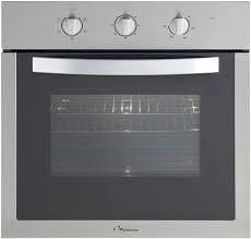 Euro 60cm Fan Forced electric Oven, Model: PR600SX