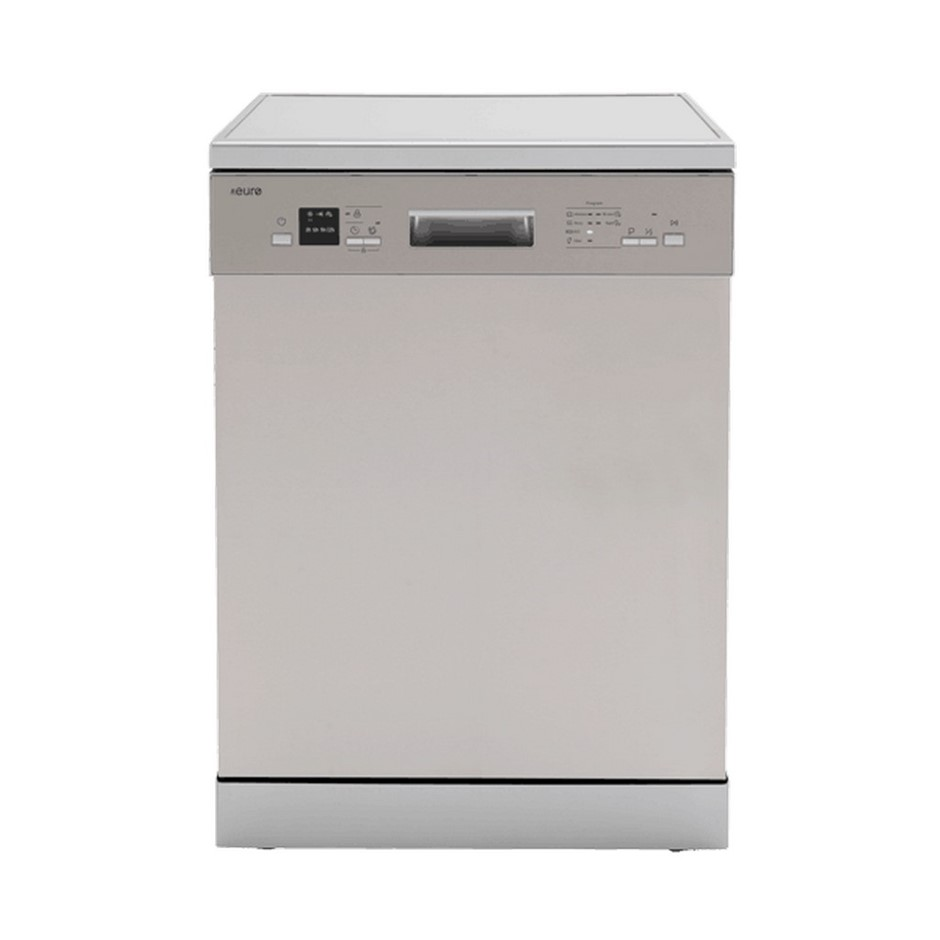 Euro 60cm Freestanding Stainless Steel Dishwasher, Model: EDV606SX