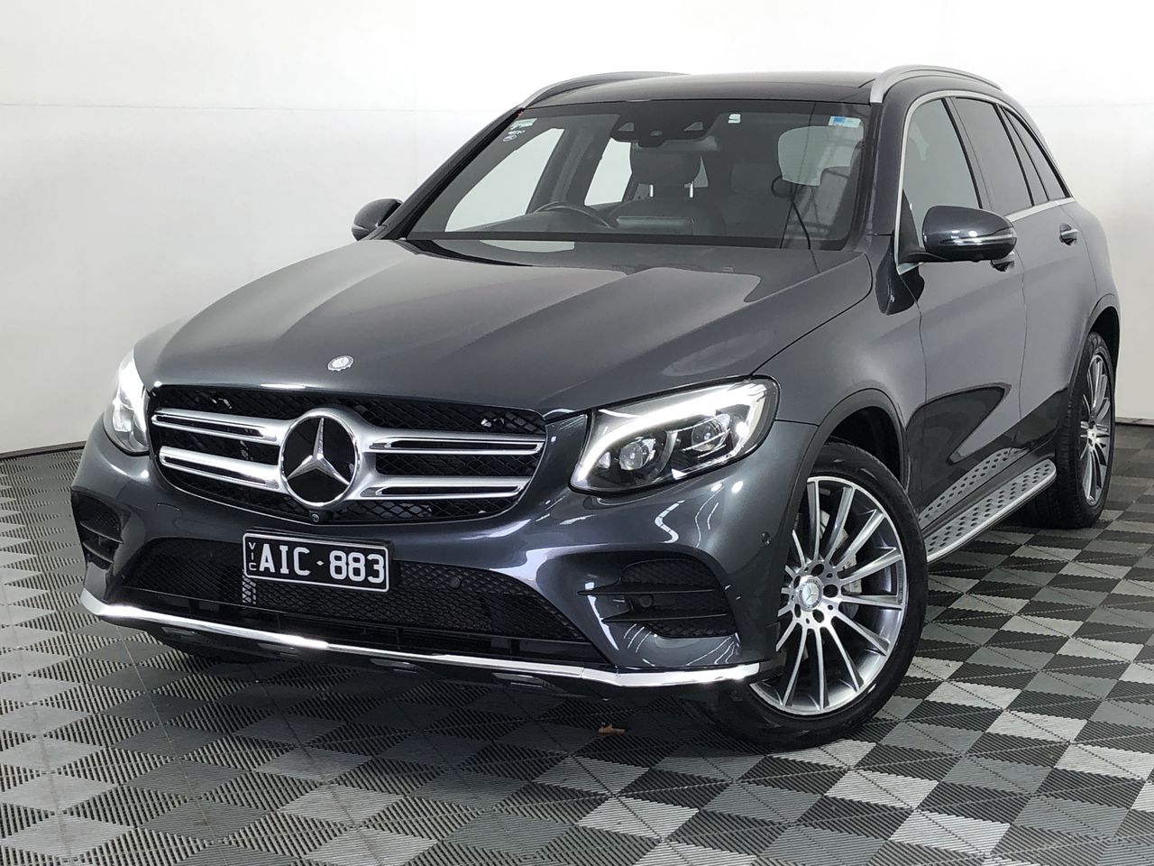 2016 Mercedes Benz GLC-CLASS GLC250 X253 9 auto Wagon