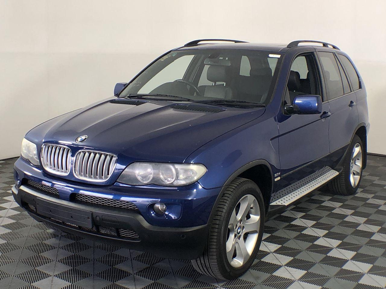 2005 BMW X5 3.0d E53 Turbo Diesel Automatic Wagon