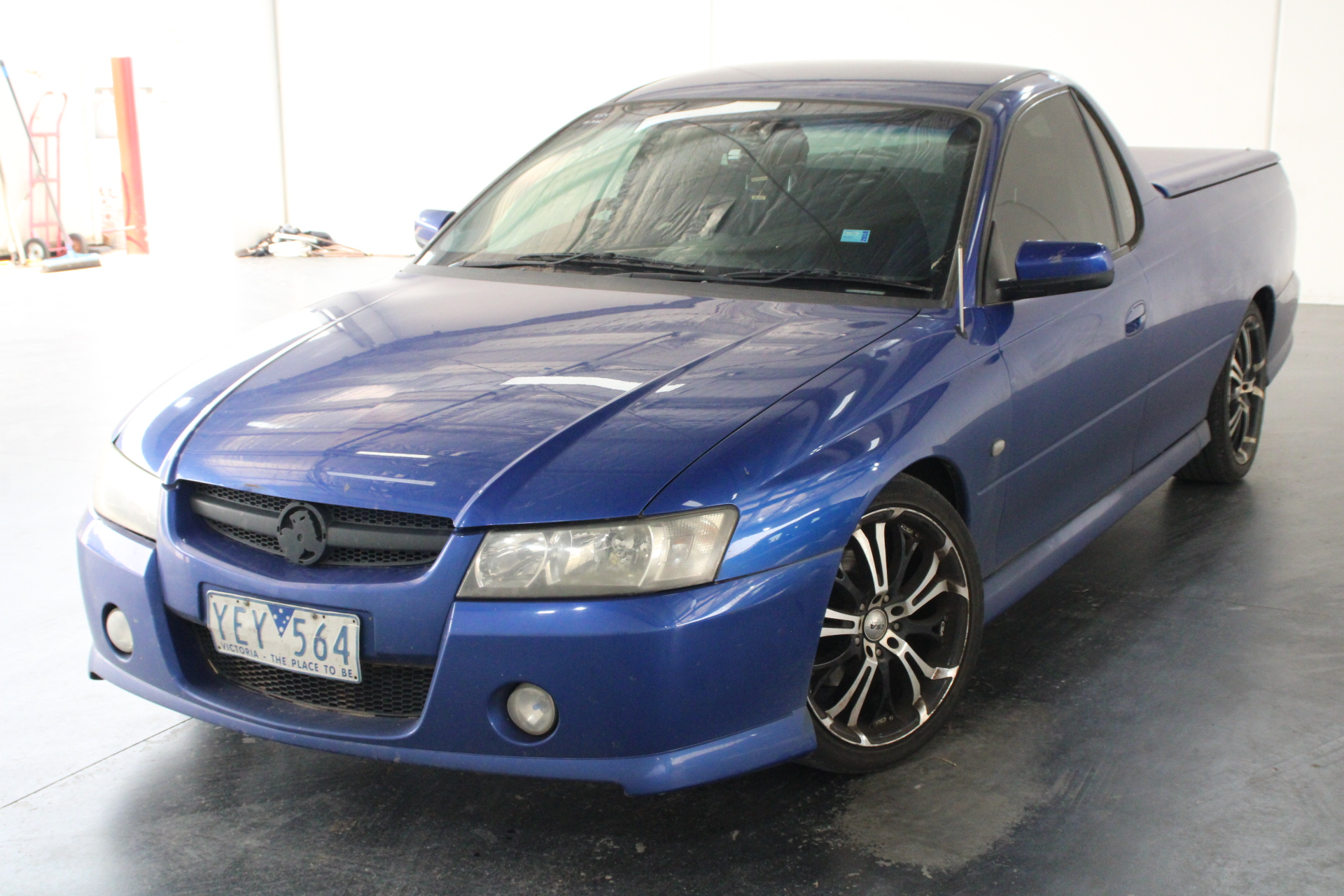 2004 Holden Commodore S VZ Automatic Ute