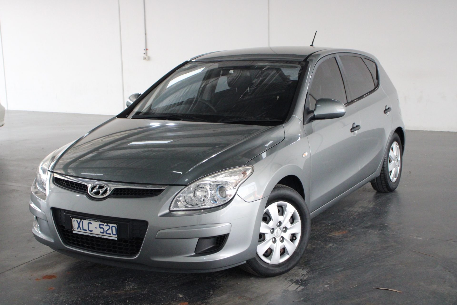 2009 Hyundai i30 SX FD Manual Hatchback
