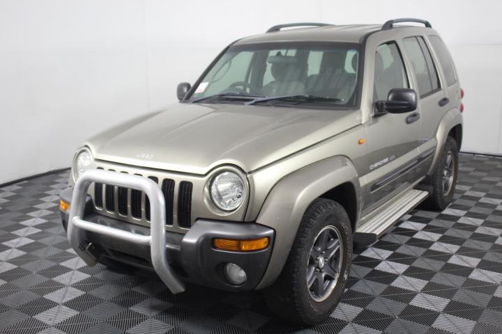 Jeep Cherokee Sport (4x4) KJ Automatic Wagon