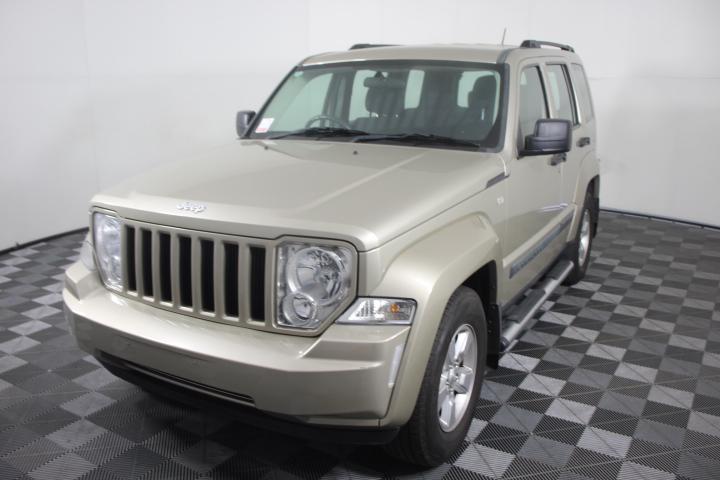 2010 Jeep Cherokee Sport (4x4) KK Automatic Wagon