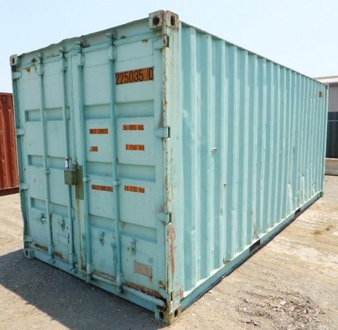 20`` Shipping Container (Pooraka, SA)
